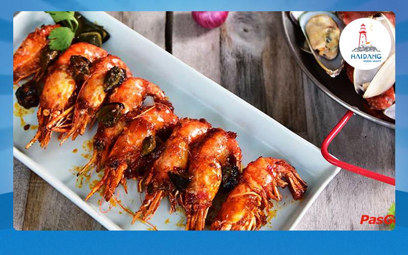 Món ăn tuyệt ngon từ The Crab Shack