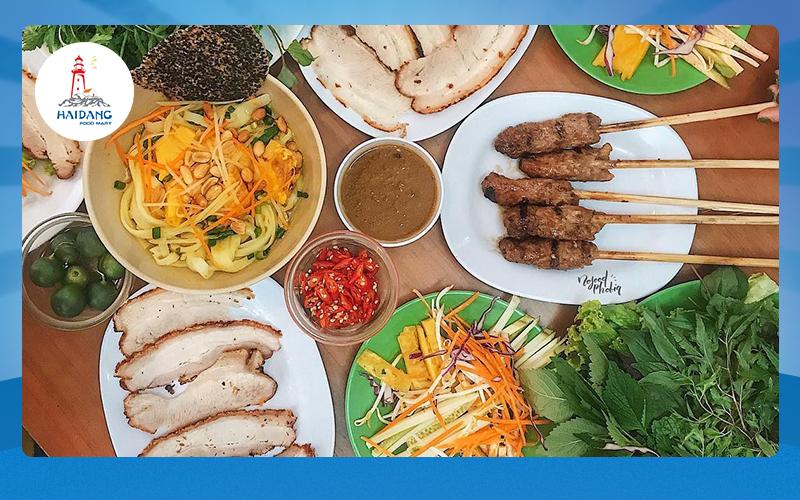 Bữa tiệc ngon cùng nguyên liệu chuẩn hương vị quê nhà