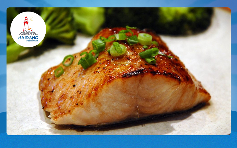 Cá ngừ áp chảo vàng thơm cho những bữa tiệc sang trọng