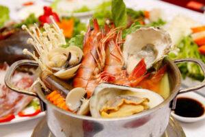 Hải sản tươi ngon cùng Hải Đăng Foodmart