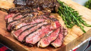 Món ăn bò Úc