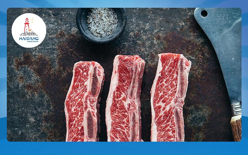 Thịt bò nhập khẩu uy tín, chất lượng