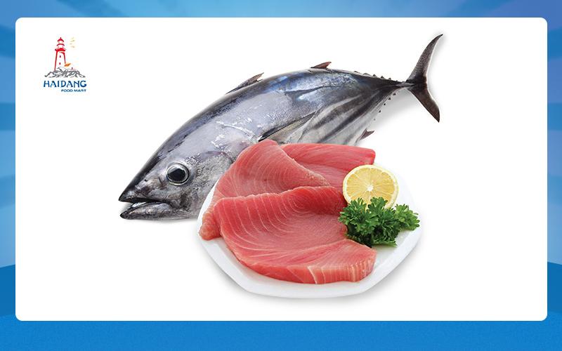 Cá ngừ đại dương có bao nhiêu loại